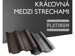 Bramac Platinum Zaruka 30+15 rokov